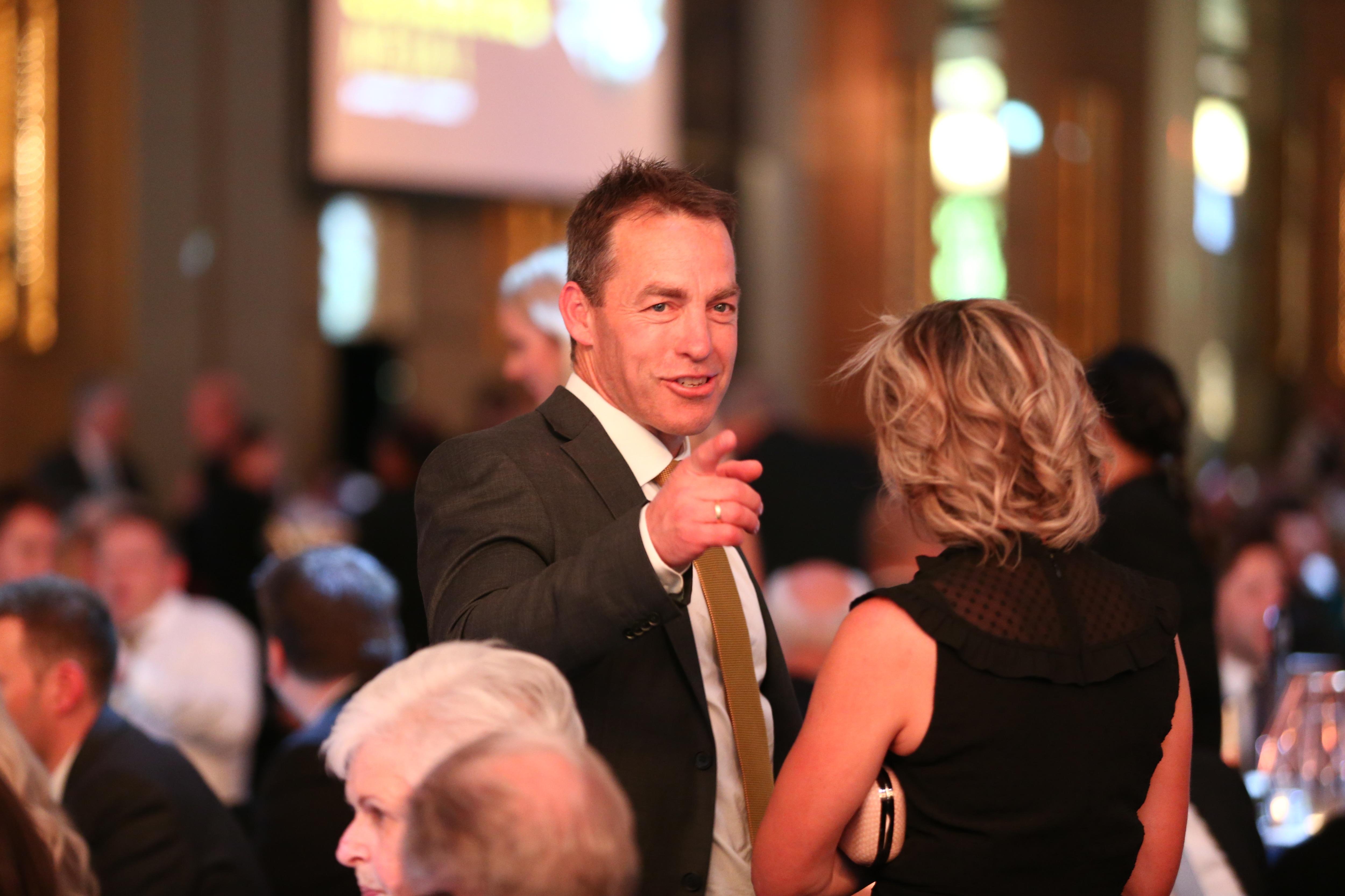 AFL 2017 Media - HFC Peter Crimmins Medal