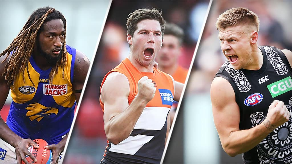 In the mix: Who's pushing for selection in week one of finals?