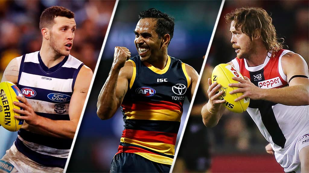 In the mix: Who's pushing for selection in round 20?