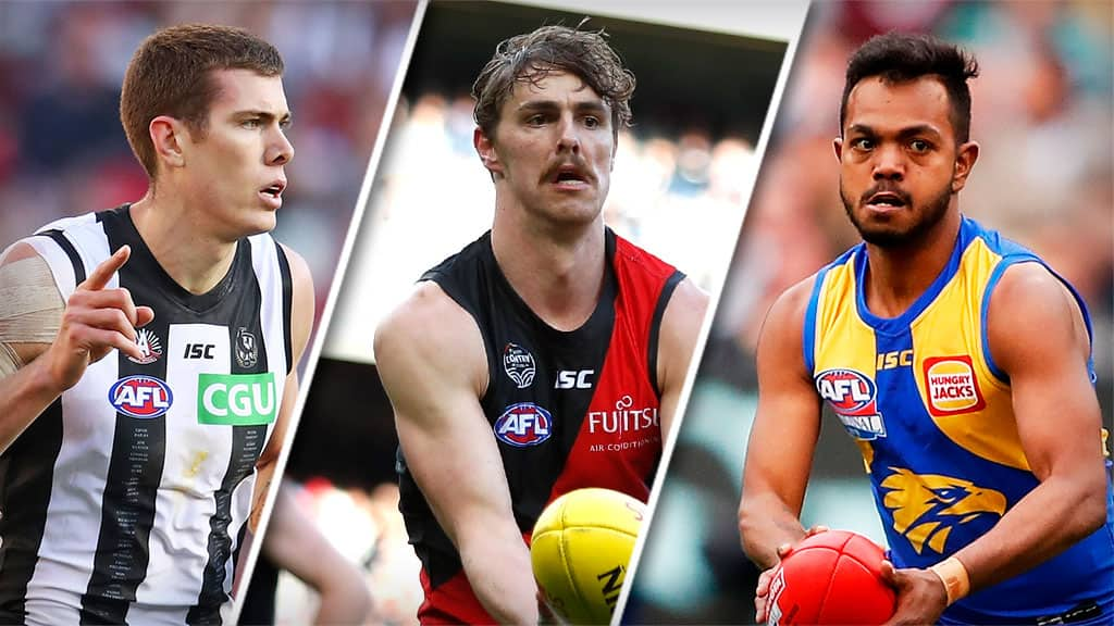 In the mix: Who's pushing for selection for round nine?