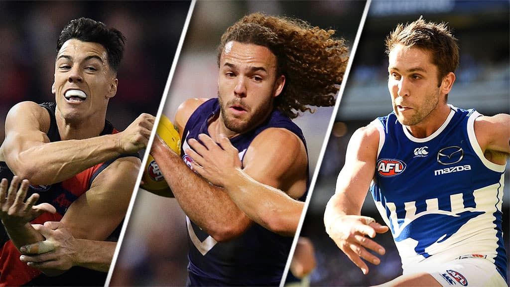 In the mix: Who's pushing for selection for round 13?