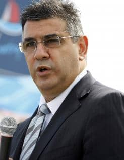 AFL CEO Andrew Demetriou