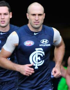 Chris Judd is arguably the greatest Carlton player of all time, according to former Carlton champions.