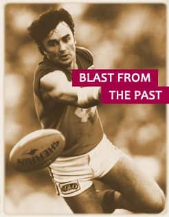 Blast From The Past - Jim Wynd