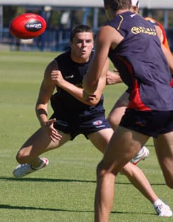 Brad Crouch will play his first SANFL league game on Saturday since injuring his hamstring