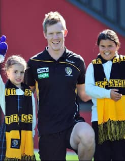 The Alannah and Madeline Foundation has become the Tigers' preferred charity partner.