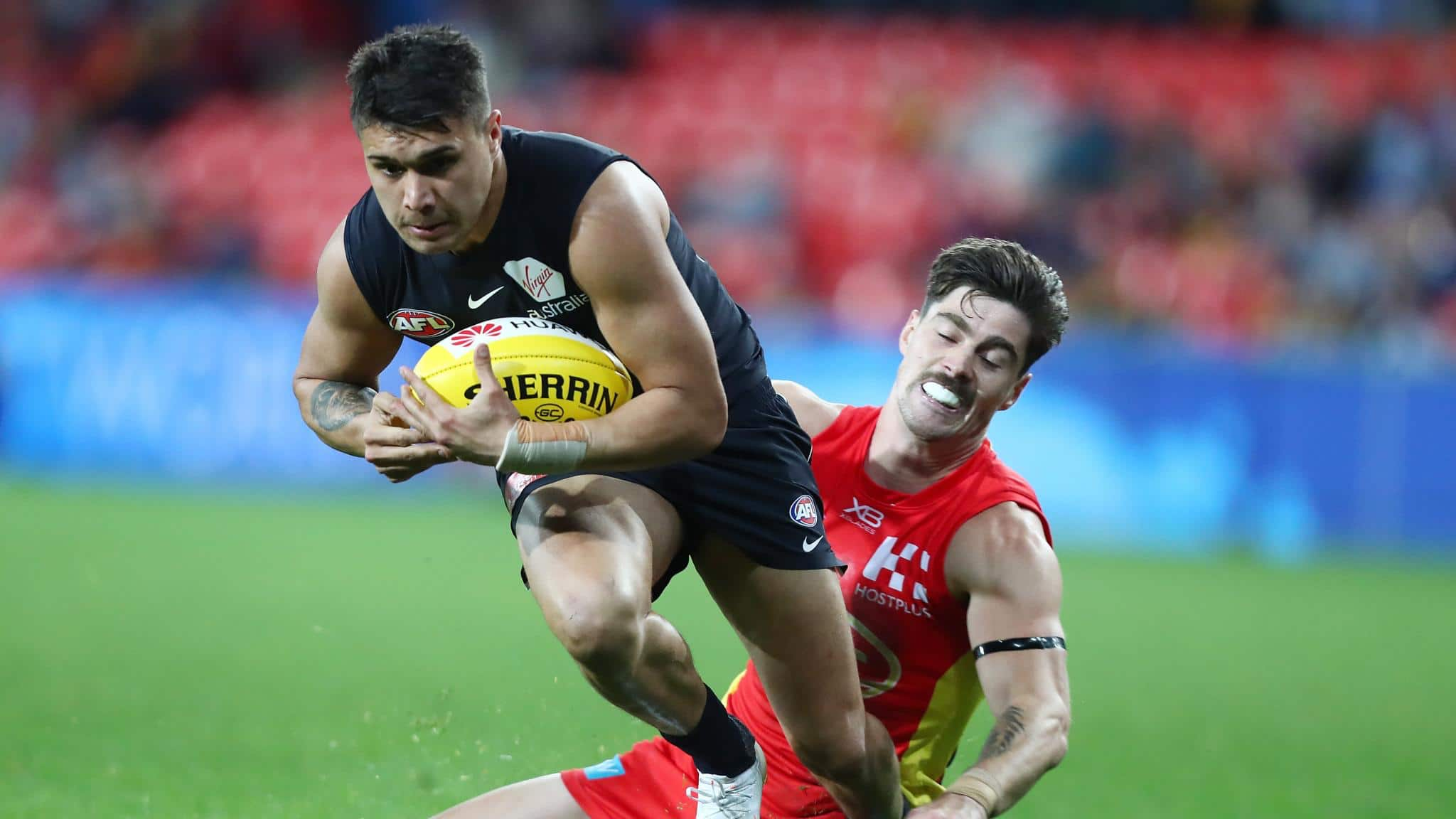 Carlton and former top-five draft pick agree 'to part ways'