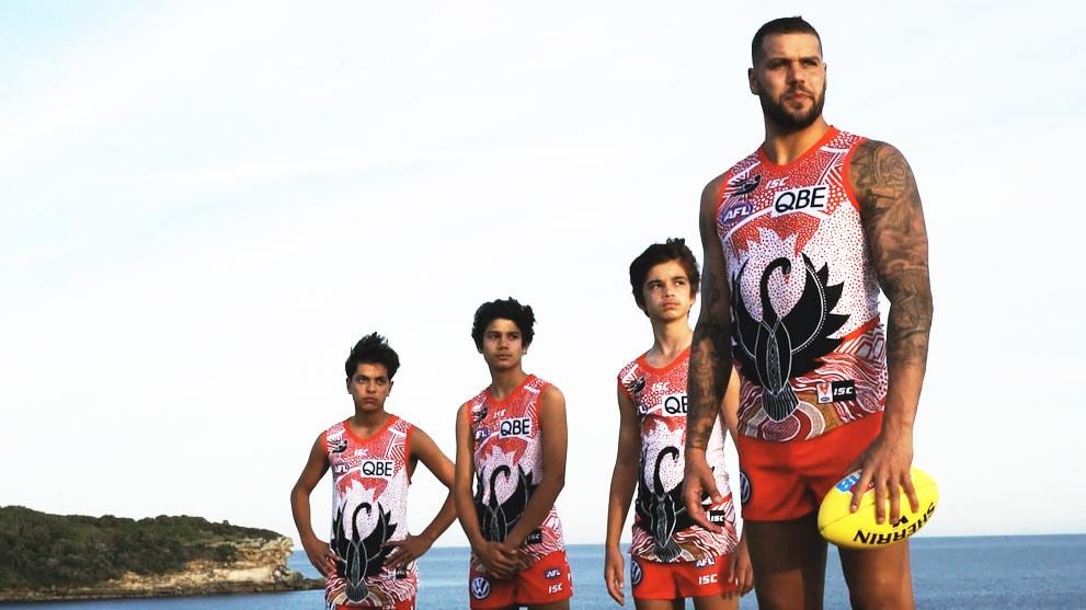 Your club's indigenous jumper revealed - AFL com au