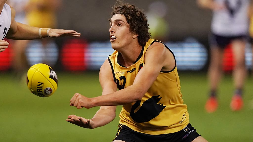Is pick No.3 too high for a ruckman? Dees' massive draft call