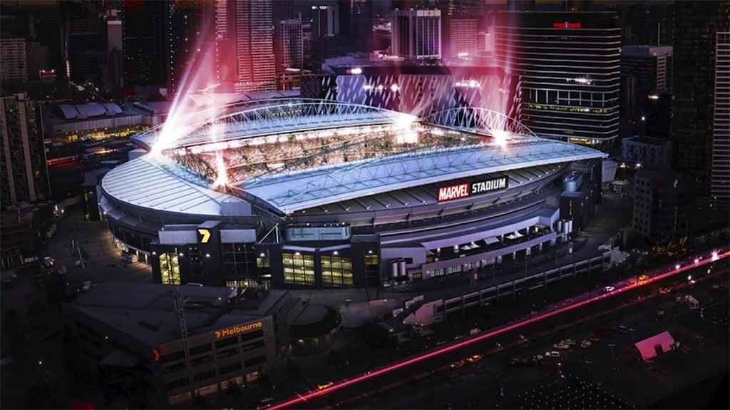 AFL announces future direction of Marvel Stadium