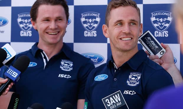 AFL 2015 Media - Geelong Press Conference 101215