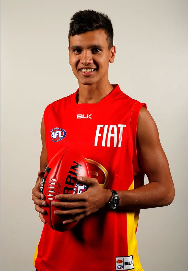 The Suns are excited by No.8 draft pick Callum Ah Chee  - ${keywords}