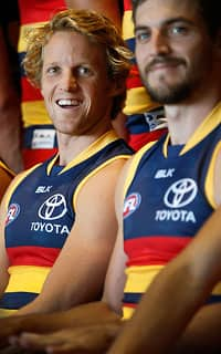Rory Sloane is likely to play his first game of the year this weekend