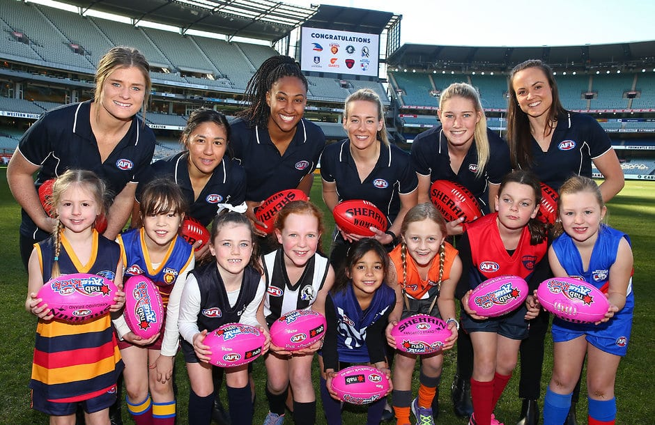 A huge moment in the game's history - melbournefc com au