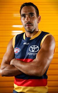 Eddie Betts features in the AFL Players' Top 50 for the first time