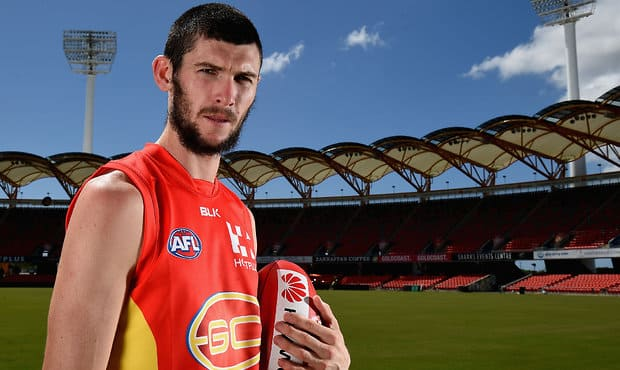 AFL 2016 Portraits - Gold Coast Suns