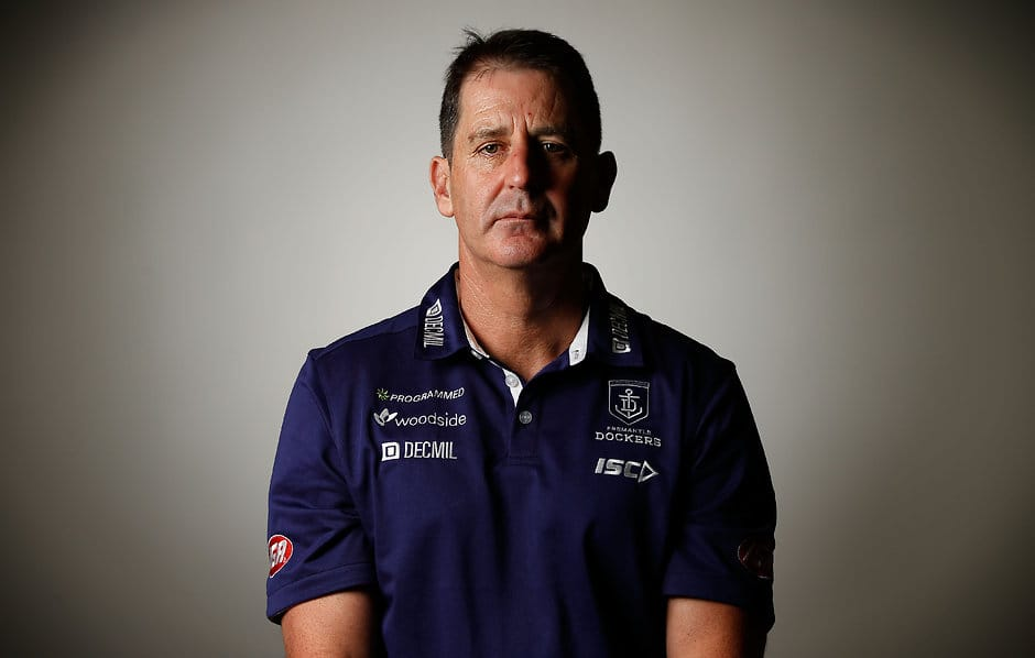 Fremantle coach Ross Lyon is confident his best is yet to come - ${keywords}