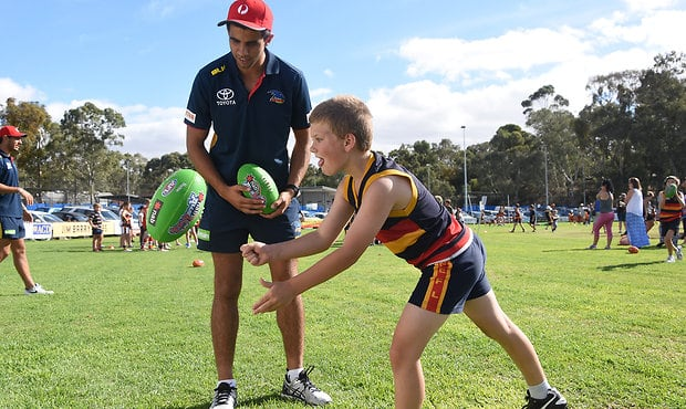 The Crows will head to Port Augusta in February