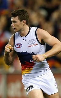 Patrick Dangerfield's was on Adelaide's draft radar from a young age