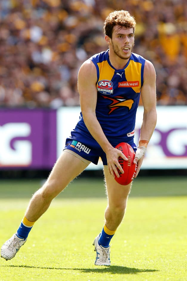Luke Shuey has been added to West Coast's leadership group - ${keywords}