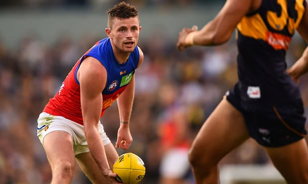 Pearce Hanley has been traded to the Gold Coast SUNS. (Photo by Daniel Carson/AFL Media)
