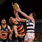 R17: Crows v Cats
