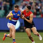 R17: Demons v Bulldogs