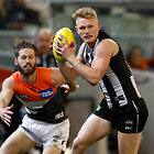 SF2: Magpies v Giants
