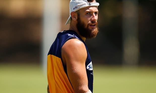 AFL 2012 Training - West Coast Eagles 171212