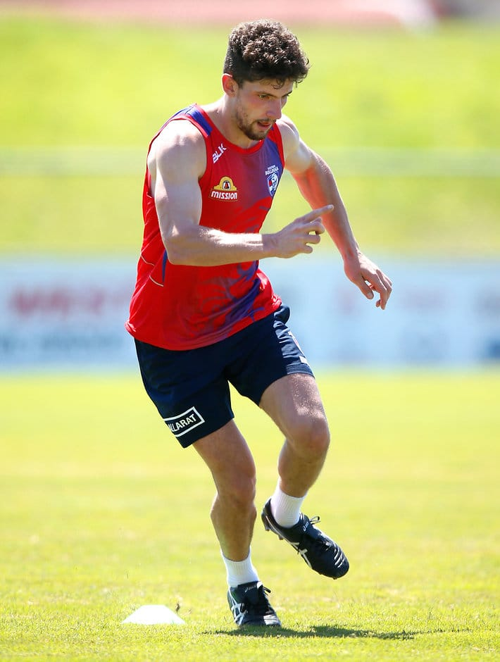 Bulldogs Excited At Return Of No 1 Recruit Liberatore