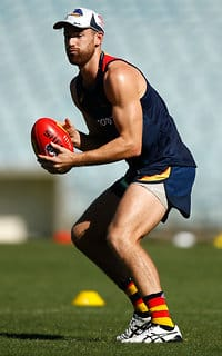 Crows defender Andy Otten