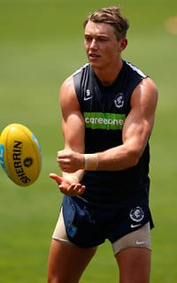 AFL 2016 Training - Carlton 130116
