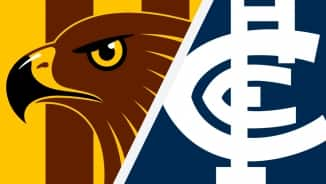 JLT Highlights: Hawthorn v Carlton