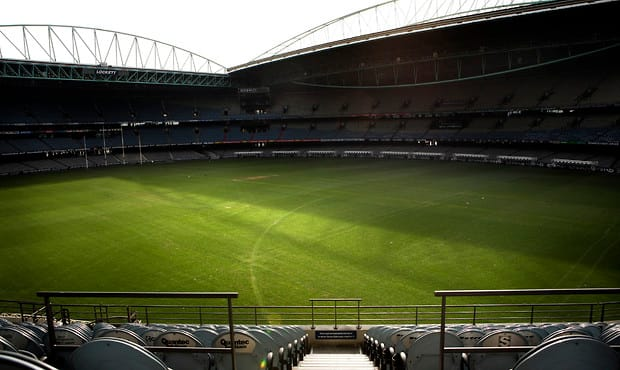The AFL has briefed its turf consultants to undertake an independent review to assess any potential impacts on the playing surface as a result of the concerts