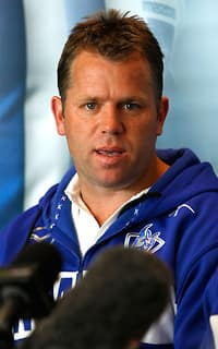 AFL 2011 Media - North Melbourne Press Conference 020611