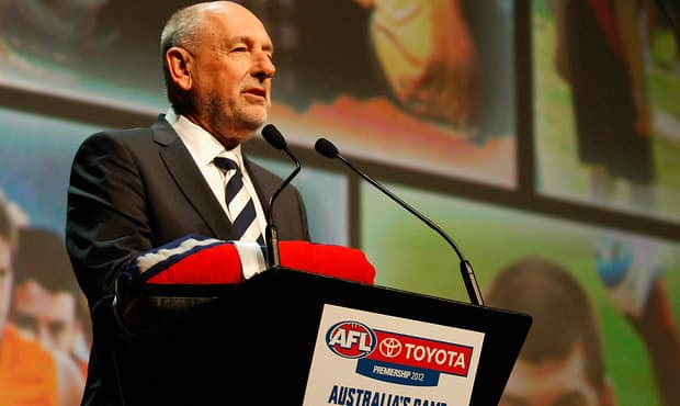 AFL 2012 Media - Toyota AFL Premiership Season Launch
