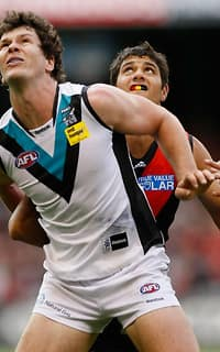 AFL 2012 Rd 02 - Essendon v Port Adelaide