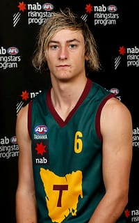 AFL 2012 Media - Tasmania U18 Headshots
