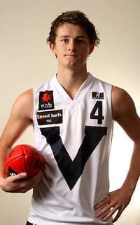 AFL 2012 Media - U18 Portrait Session 030712