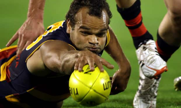 AFL 2012 Rd 19 - Adelaide v Essendon
