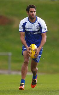 AFL 2012 Training - North Melbourne 090812