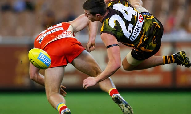 AFL 2012 Rd 21 - Best of Round