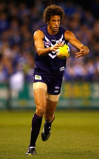 AFL 2012 Rd 22 - North Melbourne v Fremantle