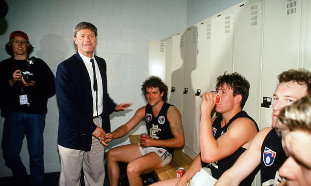 AFL 1993 Qualifying Final - Essendon v Carlton