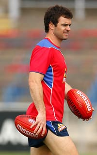 AFL 2012 Training - Western Bulldogs 281112