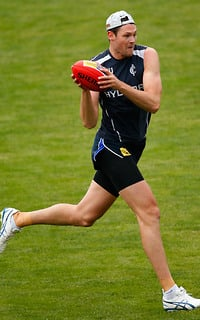 AFL 2012 Training - Carlton 051212