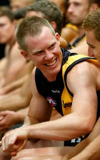 AFL 2013 Media -  Richmond Team Photo Day