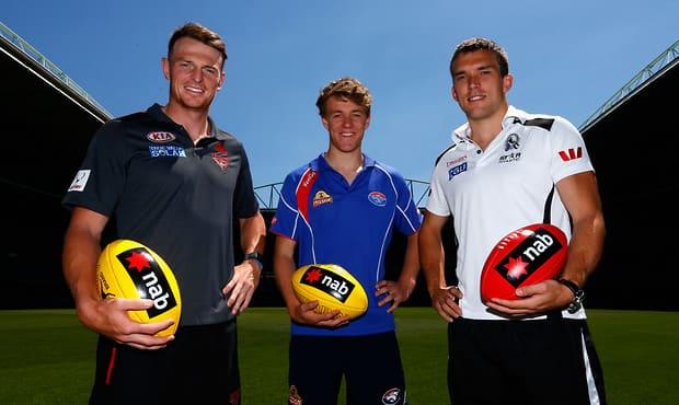 AFL 2013 Media - NAB Cup Launch