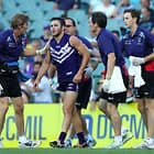 AFL 2013 NAB Cup Rd 01 - Fremantle v Geelong