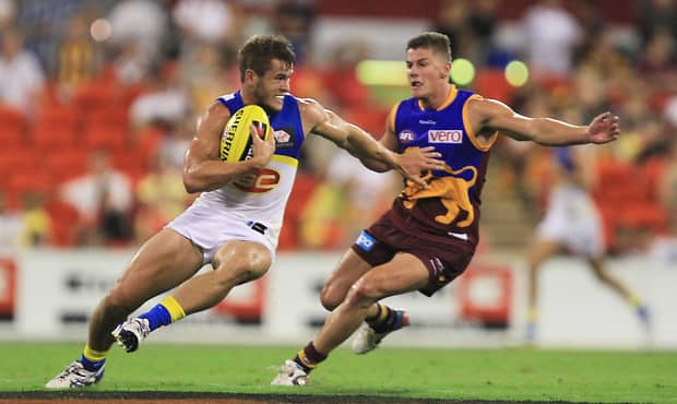 AFL 2013 NAB Cup Rd 01 - Brisbane v Gold Coast